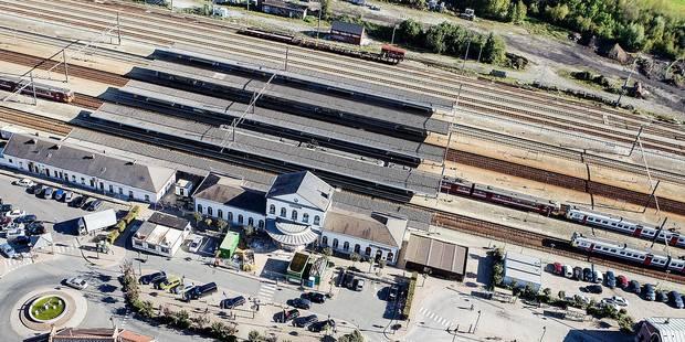Les grands chantiers de 2018 dans la région du Centre - La DH