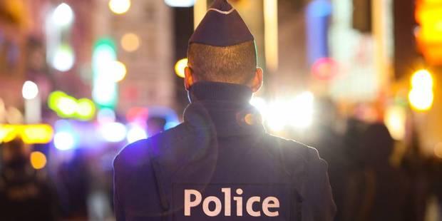 Plusieurs incidents à Bruxelles lors du réveillon: des jets de pierre contre les forces de l'ordre, des véhicules et un ...