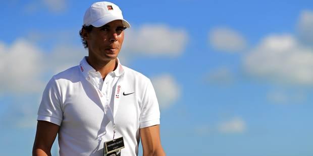 Rafael Nadal annonce son retour à la compétition - La DH