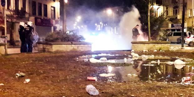 Schaerbeek: 140 kilos de feux d'artifice saisis la nuit du nouvel an - La DH