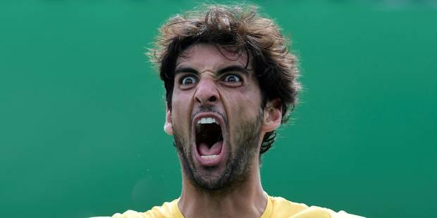 Le tennisman brésilien Bellucci annonce avoir été suspendu pour dopage en septembre - La DH