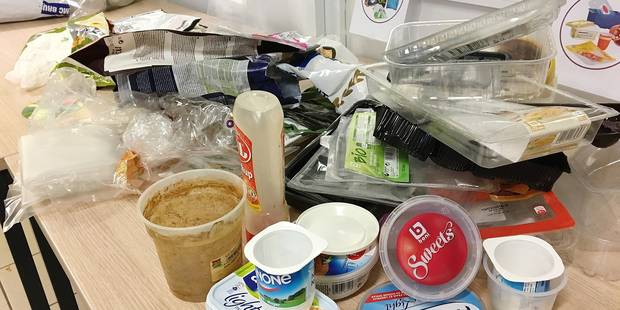 Charleroi : les recyparcs s'ouvrent aux P + MC - La DH