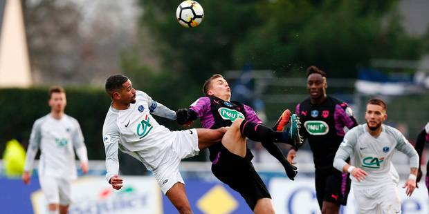 Coupe de France: la petite équipe de Granville crée la sensation en sortant Bordeaux! (VIDEOS) - La DH