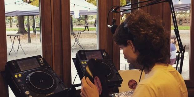 Kiosk Radio, la nouvelle web-radio en direct du Parc royal - La DH