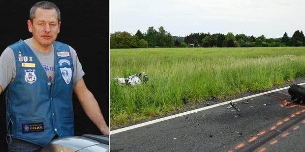 Viroinval: il avait fauché des motards de la police - La DH