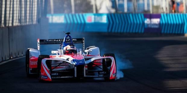 Formula E: Rosenqvist arrache la victoire, d'Ambrosio 15e à Marrakech - La DH