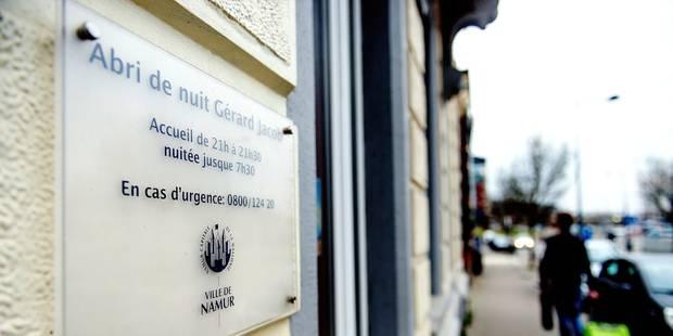 Abri de nuit de Namur : baisse de fréquentation - La DH