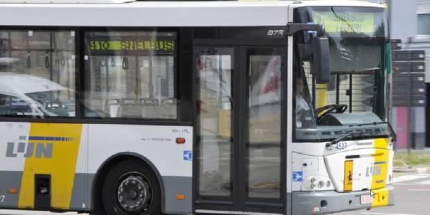 Accident avec un bus De Lijn, un mort et un blessé grave - La DH