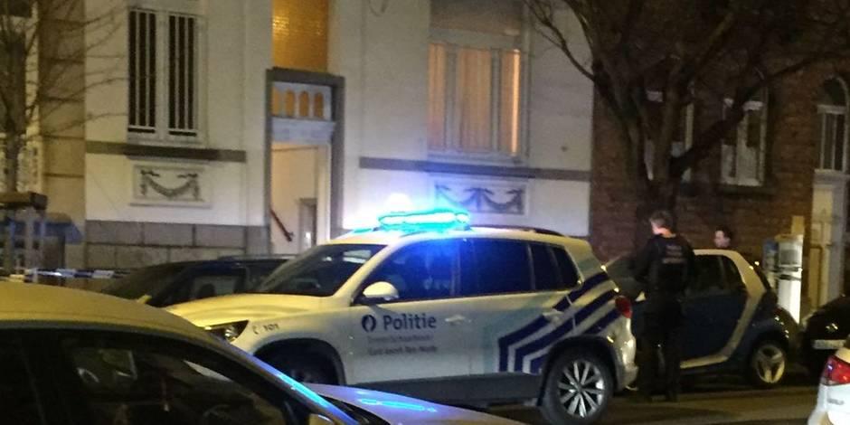 Décès suspect d'une femme à Schaerbeek: un homme de 31 ans arrêté