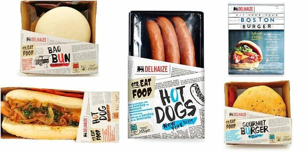 Hot-dog, pita, pizza... le streetfood arrive à la maison - La DH