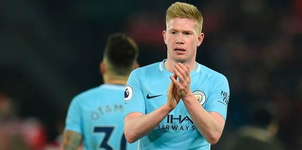 Kevin De Bruyne prolonge son contrat avec Manchester City et s'offre un salaire astronomique - La DH