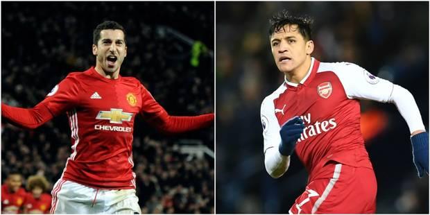 Journal du mercato (22/01): Alexis Sanchez file à Manchester United, Mkhitaryan à Arsenal! (Officiel) - La DH