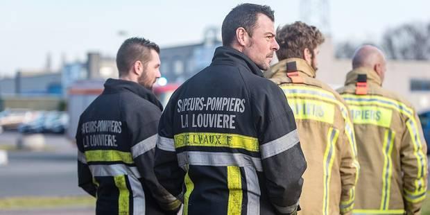 Mons-Centre : Les pompiers mis en danger par un arrêté royal bafoué - La DH