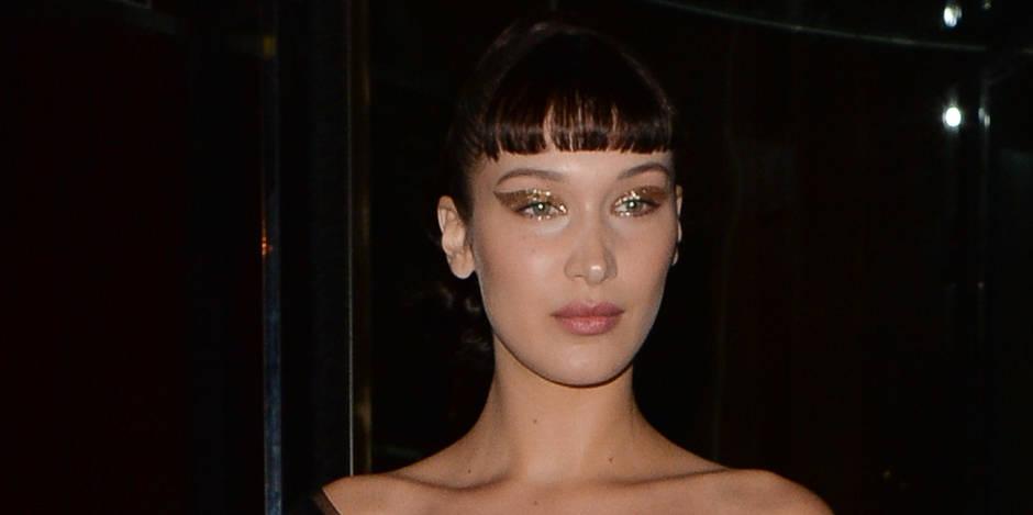 Bella Hadid : Trop canon à la soirée Dior