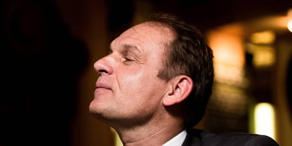 """Alain Destexhe: """"Ça me plairait beaucoup d'être bourgmestre d'Ixelles"""" - La DH"""