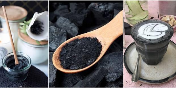 Les 4 bienfaits du charbon végétal, l'allié détox 100% naturel - La DH