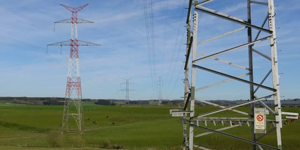 Tubize : feu vert pour la nouvelle ligne à haute tension - La DH