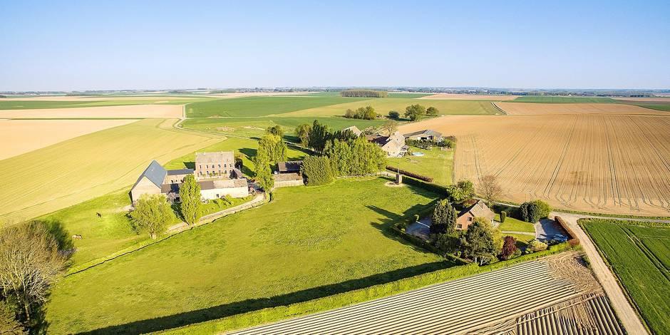 Brabant wallon Est : pas d'éoliennes sur la Plaine de Boneffe !
