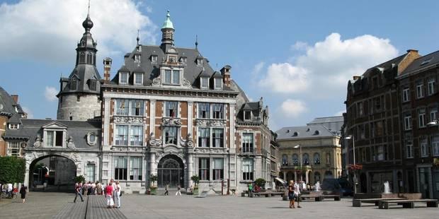Namur: le Palais des Congrès plus accessible - La DH