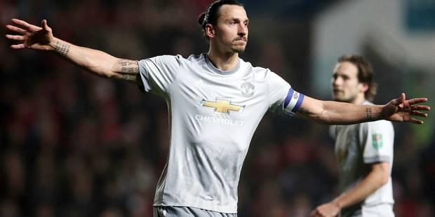 Zlatan Ibrahimovic est libre de partir en MLS, affirme José Mourinho - La DH