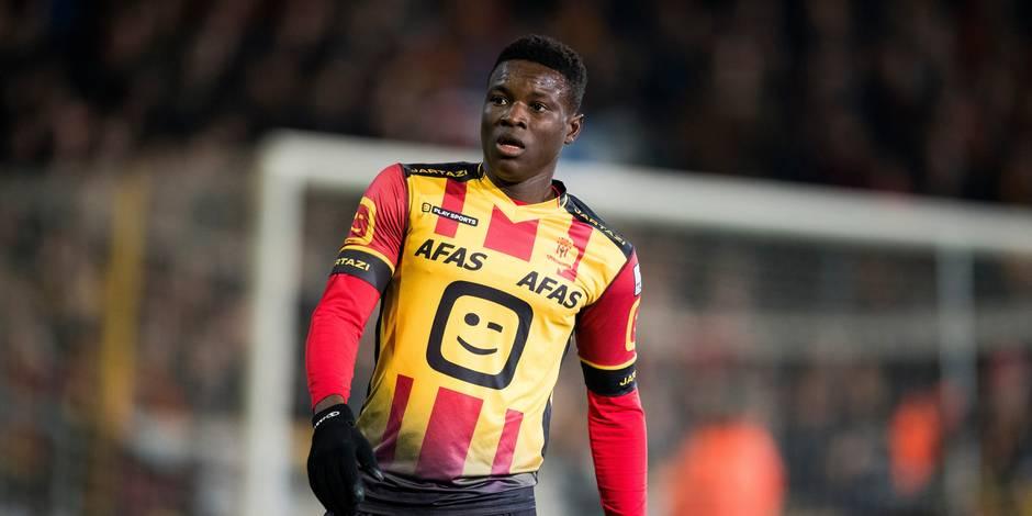 Hassane Bandé terminera la saison à Malines