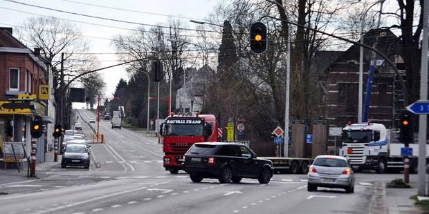 Le projet de rond-point à Hamme-Mille est menacé - La DH