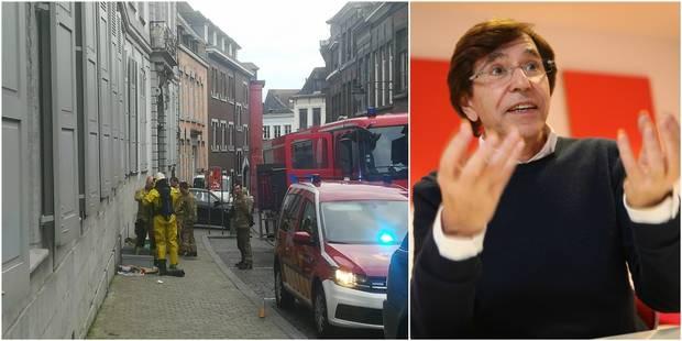 """Fausse alerte à l'anthrax à Mons: """"Une menace d'attentat"""" envers Elio Di Rupo - La DH"""
