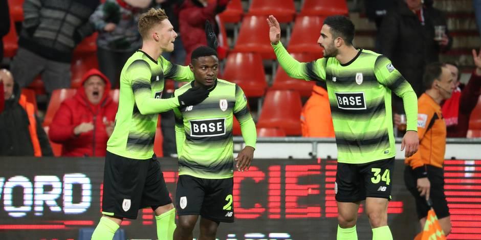 Coupe de Belgique: le Standard fait un grand pas vers la finale en écrasant le FC Bruges (4-1)