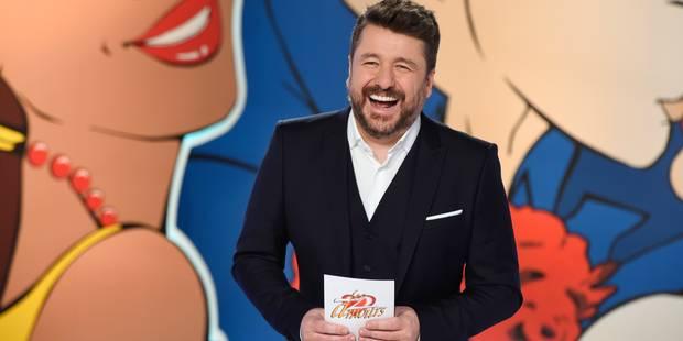 Bruno Guillon rend hommage à Tex dans les Z'Amours - La DH