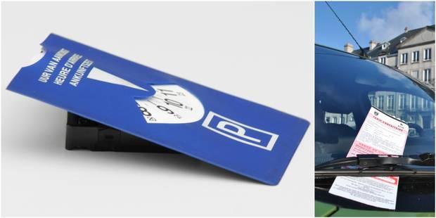 Attention aux amendes si votre disque de stationnement est périmé - La DH