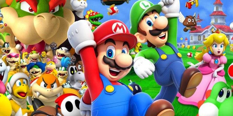 Super Mario confirmé en long-métrage