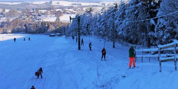Baraque De Fraiture Les Pistes De Ski Accessibles Ce Week End Dh Les Sports
