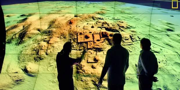 Une immense cité maya découverte au Guatemala - La DH