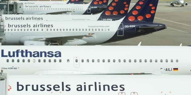 Plus de cinquante grands patrons belges se mobilisent pour défendre Brussels Airlines - La DH