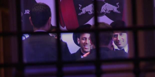 Ronaldo, DJ Snake, Gustavo, Cavani, Emery à l'anniversaire de Neymar - La DH