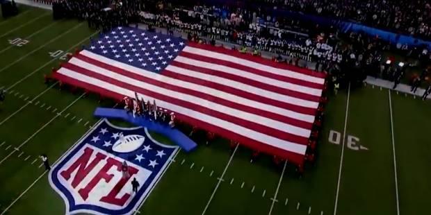 Super Bowl: P!nk fait frissonner tout un stade avec l'hymne américain (VIDEO) - La DH