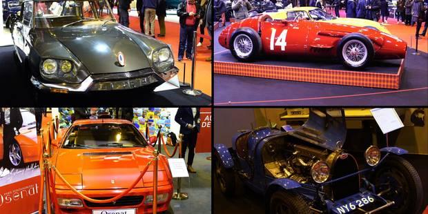 Salon Rétromobile: les belles voitures s'exposent à Paris - La DH