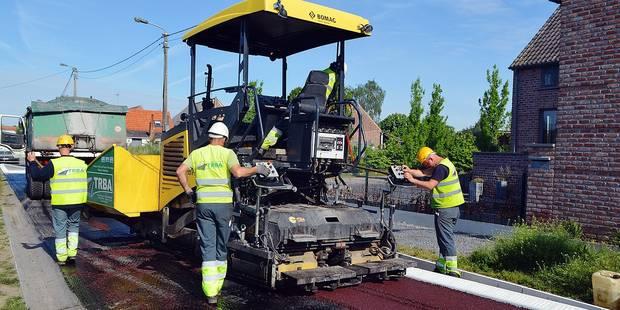 Brabant wallon: 27 millions pour nos routes - La DH