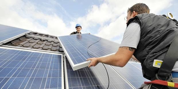 Bruxelles veut quadrupler sa production solaire d'ici 2020 - La DH