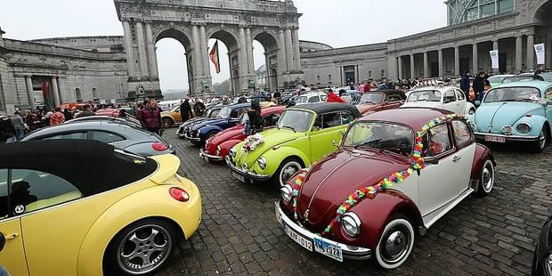 Que faire à Bruxelles ce week-end: le défilé de coccinelles - La DH