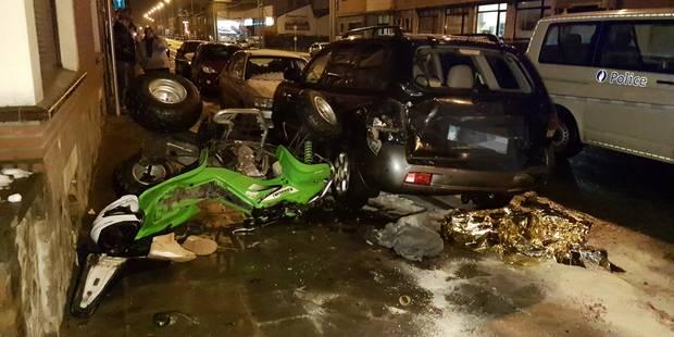 Châtelet: un jeune de 24 ans tué dans un accident de quad - La DH