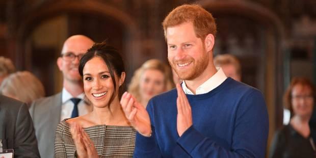 Voici comment se déroulera le mariage du Prince Harry et de Meghan Markle - La DH