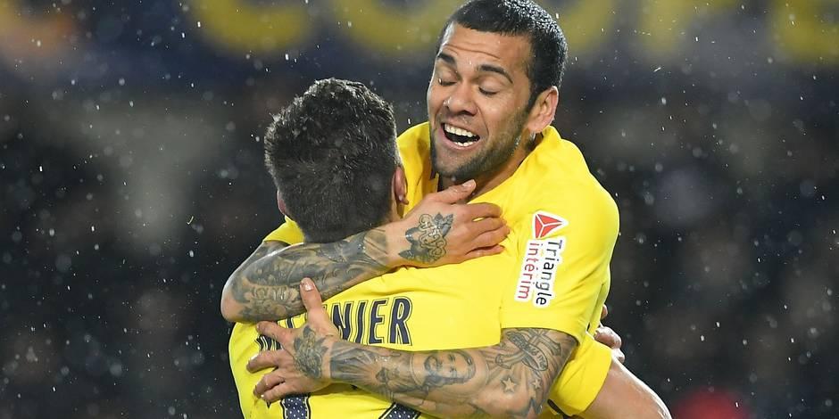 PSG - L'énorme doute de Ménès sur Dani Alves