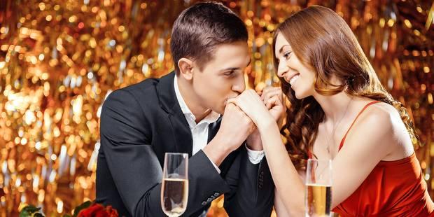 Saint-Valentin: quel est le budget moyen du Belge pour combler sa moitié? - La DH