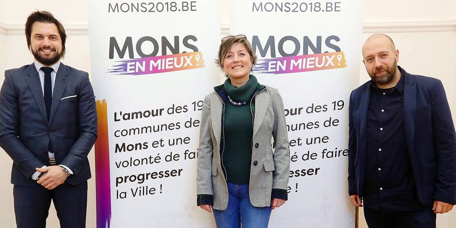 Bouchez attire deux syndicalistes à Mons