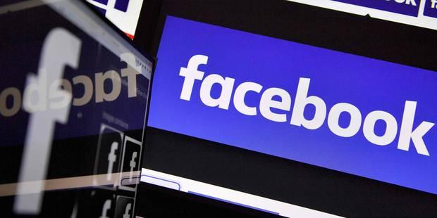 Si Facebook ne cesse pas de tracer les internautes belges, il devra payer jusqu'à 100 millions d'euros - La DH