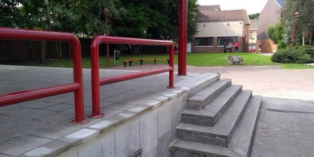 Châtelet : des caméras de surveillance au parc Goret - La DH