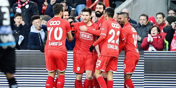 """Pocognoli avant Charleroi-Standard: """"Tous conscients de l'importance du moment"""" - La DH"""