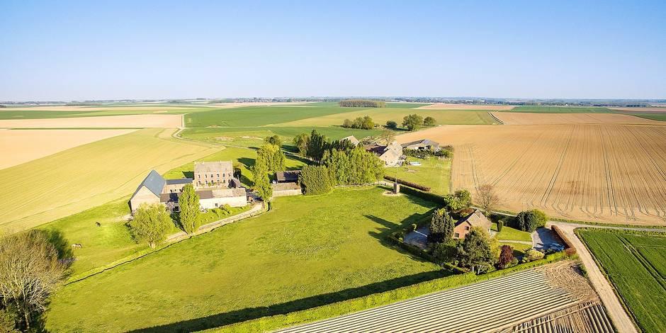 Brabant Est : Eneco remet le couvert à la plaine de Boneffe
