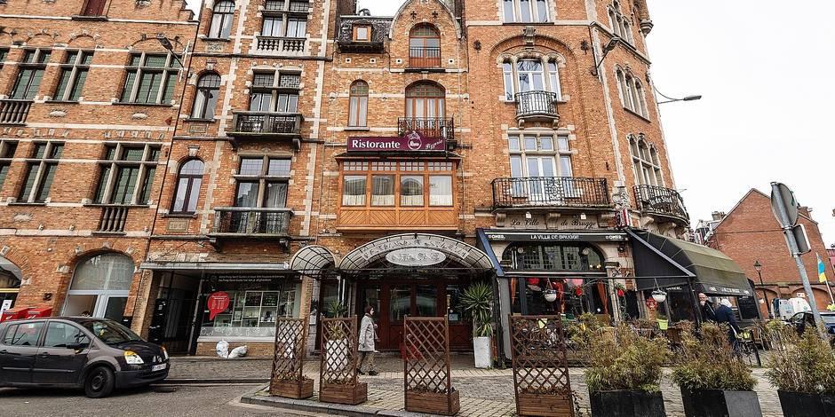 Bruxelles - Anderlecht : fermetures fréquentes d'établissements de l'horeca sur la place de la vaillance